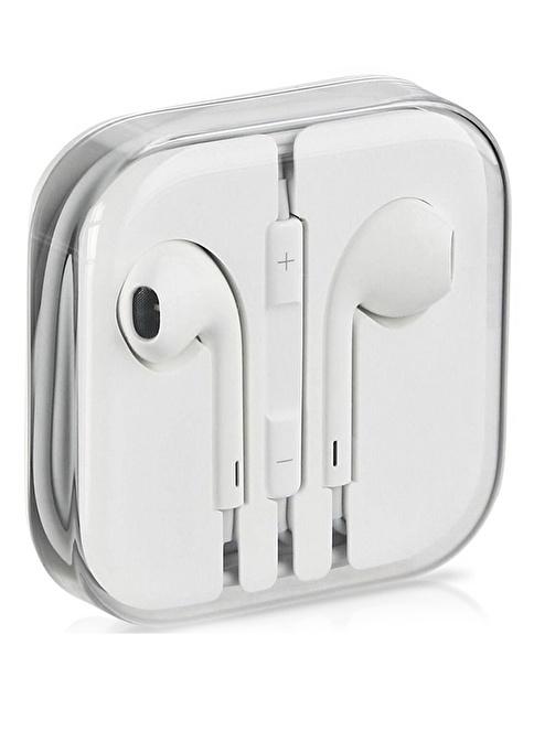 Jacobson iPhone 5/iPhone 6 Mikrofonlu Kulaklık Beyaz